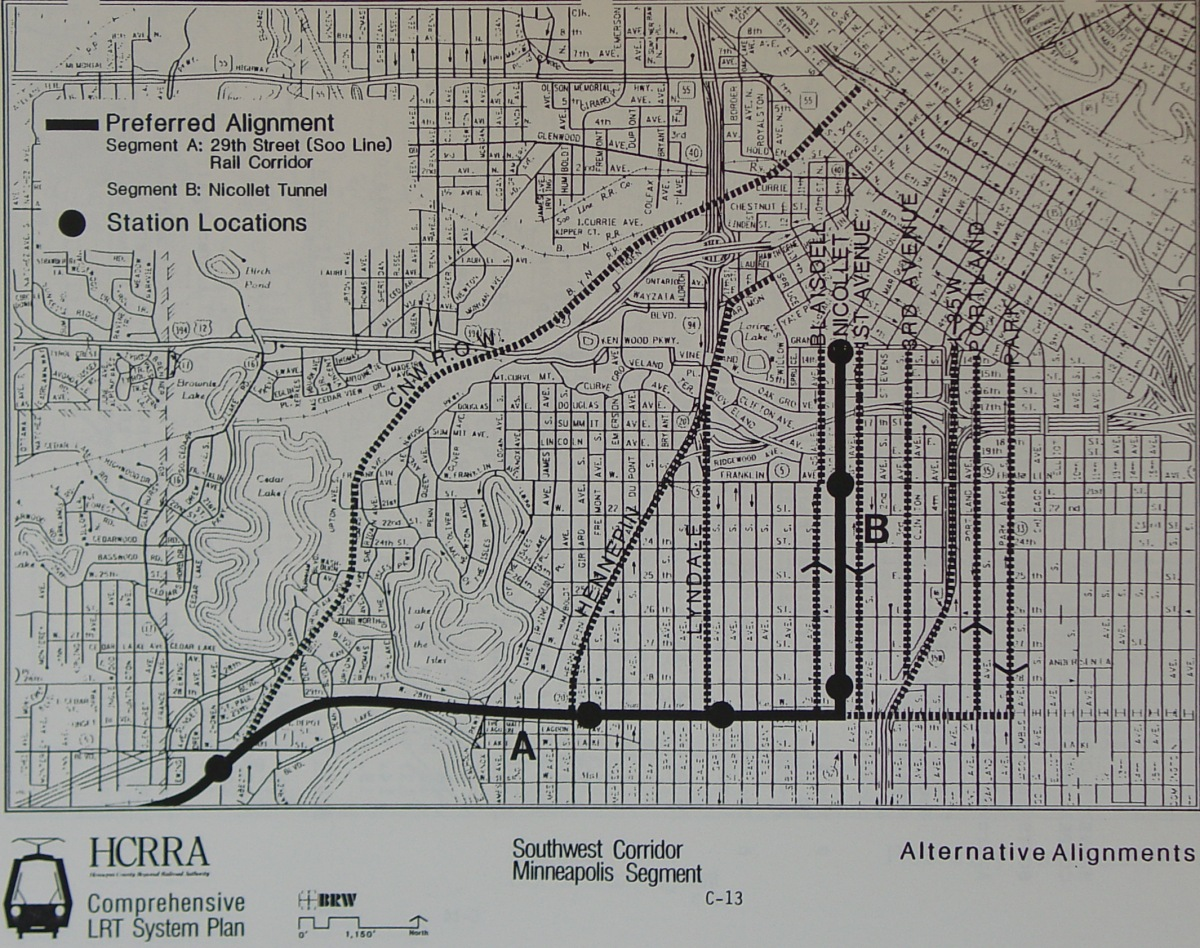 1990 Southwest Plan